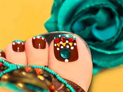 14  Nail Art Ideas For Your Toes