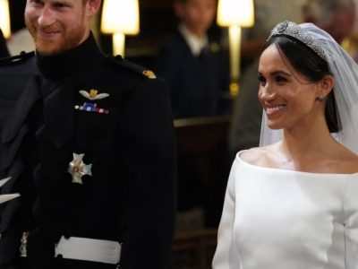 Meghan Markle-Prince Harry Wedding: The Dress! The Guests! The Photos!
