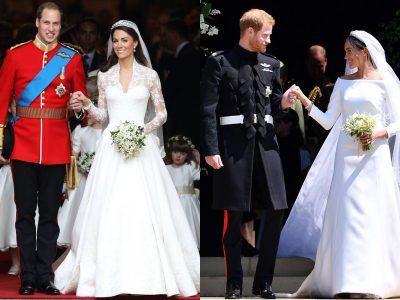 Royal Wedding Dress Debate: Who Wore It Better?