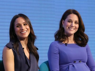 "Kate Middleton To Meghan Markle: ""Your Dad Sucks!"""