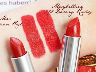 MAC Lipstick Dupes | The Ultimate Guide