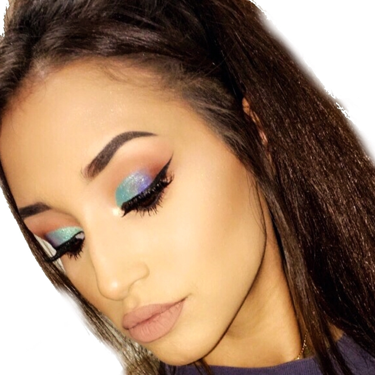 Eye Shadow Inspiration (for those stuck in a makeup rut)