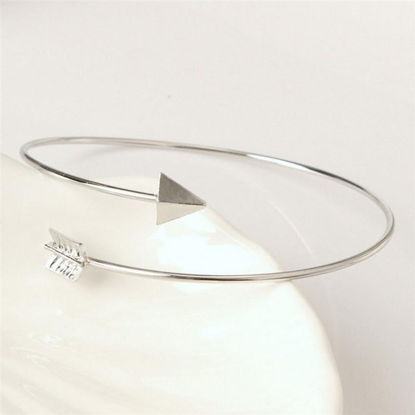 Wander Arrow Cuff Bracelet
