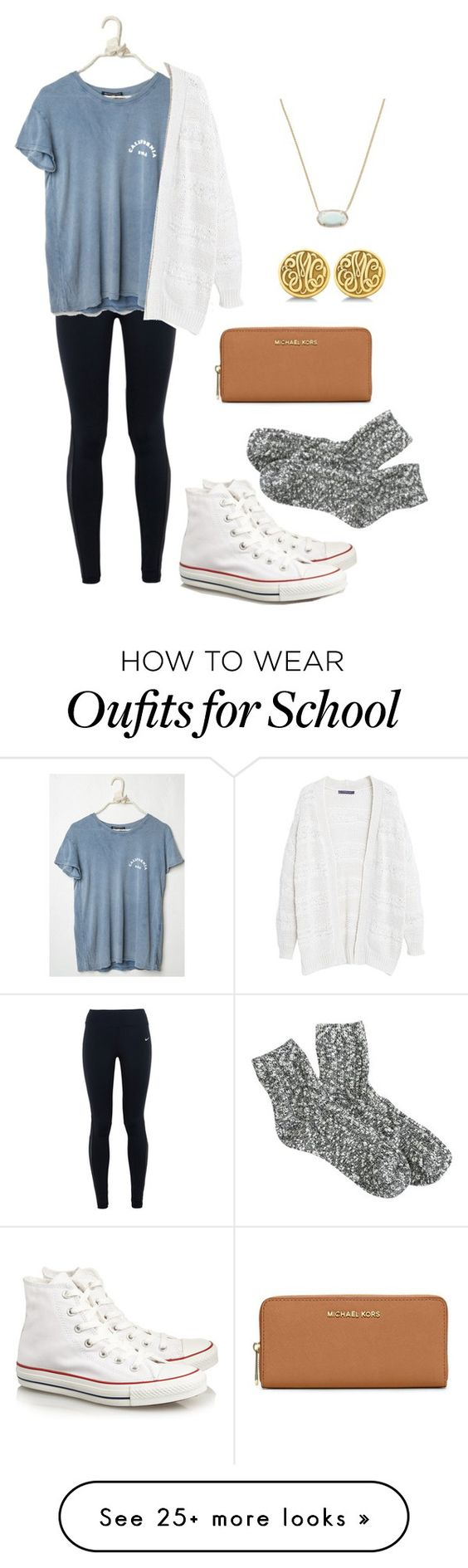 12 Ways to Wear: Casual Outfits for Class