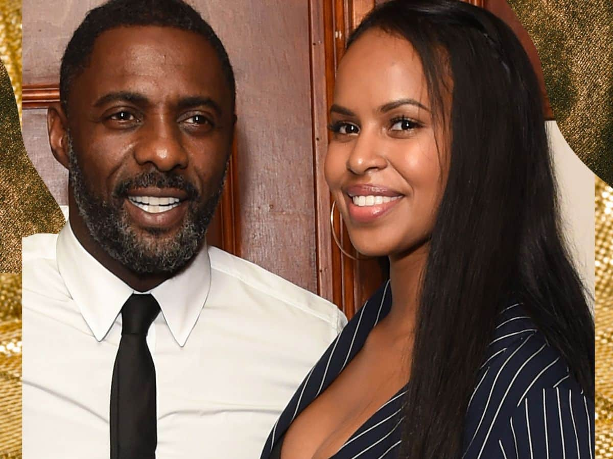 Sorry World, Idris Elba is Officially Off the Market