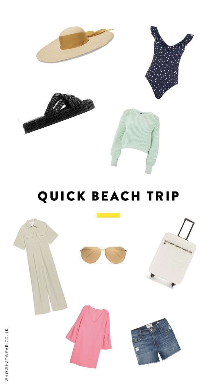 What to Pack for a Long Weekend