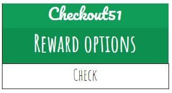Checkout51 rewards