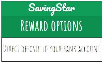 SavingStar Rewards