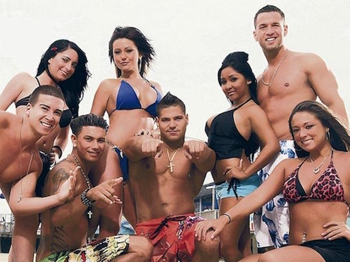 14 Things You Didn't Know About 'Jersey Shore'