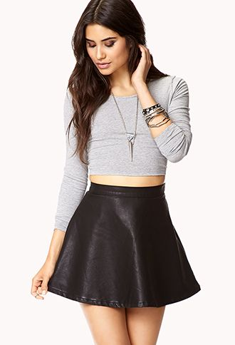 25 Ways to Wear a Crop Top
