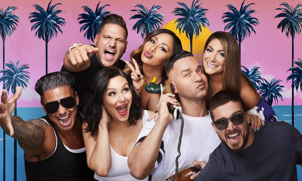 The 'Jersey Shore' Cast has Actually Grown up..  Except this Guy