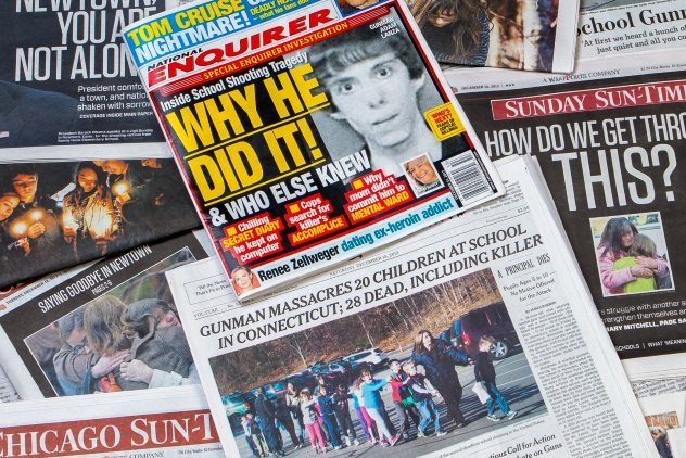 10 Ways the Media makes Mass Shootings Worse