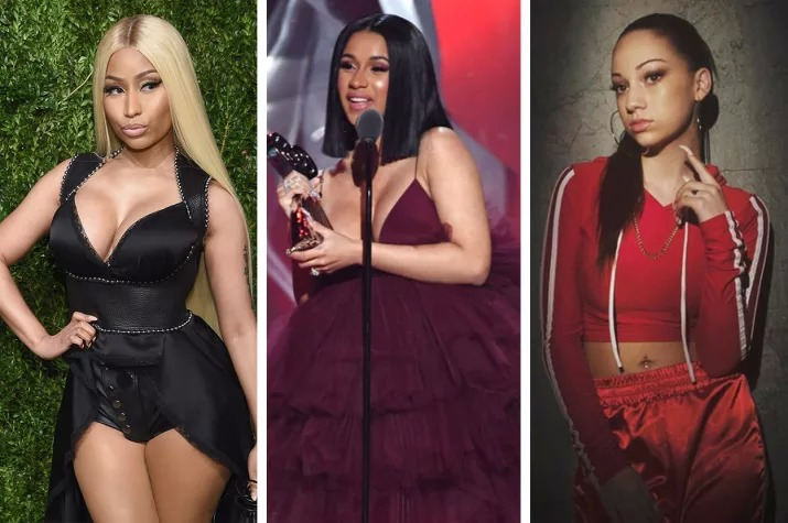 "The ""Cash Me Ousside"" Girl is Nominated For Top Rap Female Artist"