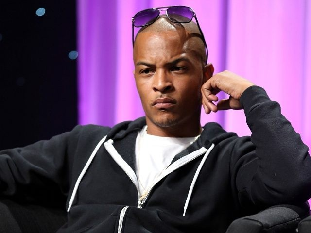 "T.I. Arrested after Confronting Guard: ""YOU Answer to ME!!!"""