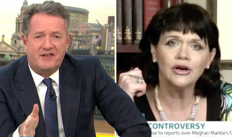 """Piers Morgan to Meghan Markle's Sis: """"You Little Vulture!"""""""