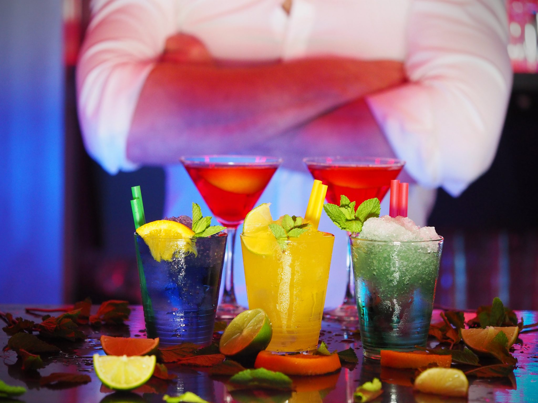 How Many Calories Does Your Favorite Liquor Have?