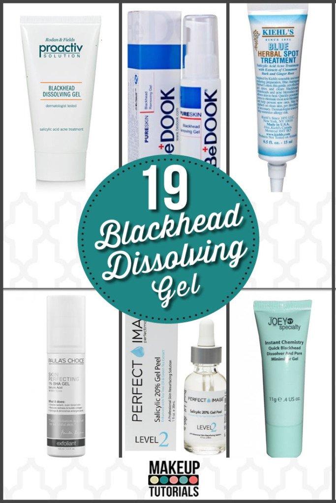 19 Blackhead Dissolving Gels for Clear Skin