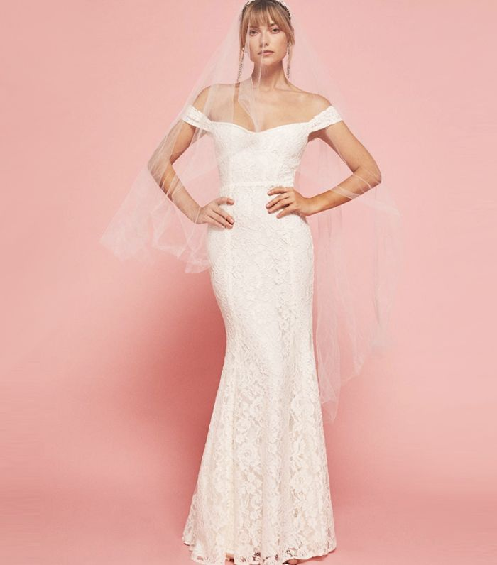 High-Street Wedding Dresses Have Never Looked so Good