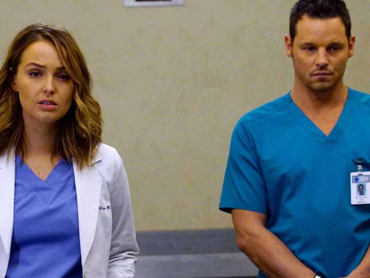 Alex & Jo's Wedding on Grey's Anatomy will be a Disaster