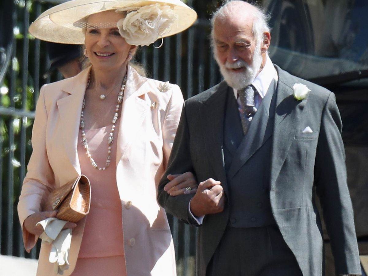 The Princess who wore the Racist Brooch was still Invited to the Royal Wedding