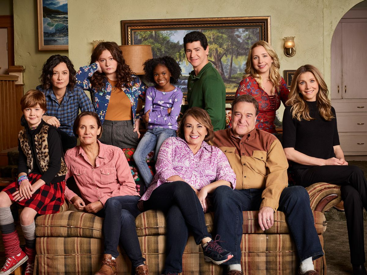 Hollywood Applauds ABC for Cancelling Roseanne