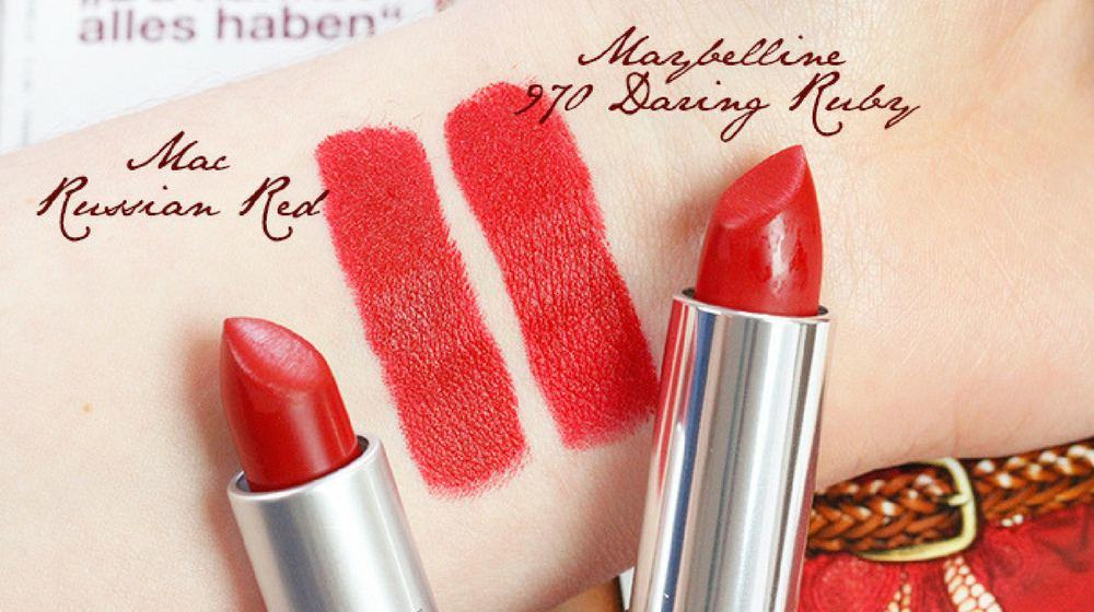 17 Must-Have MAC Lipstick Dupes