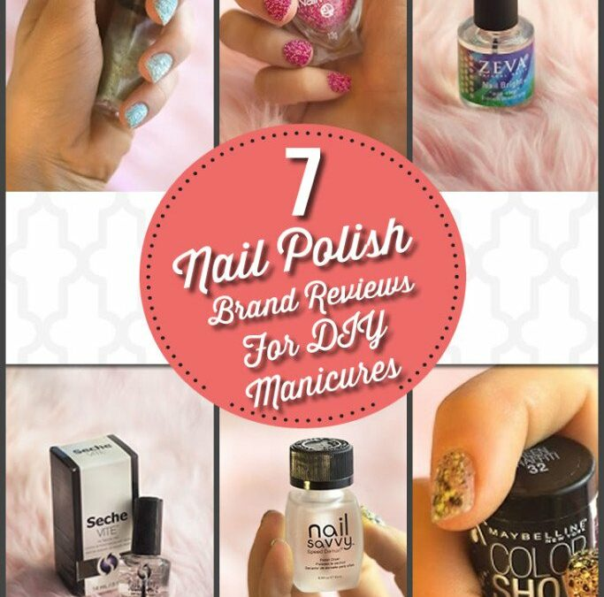 7 Nail Polish Brand Reviews