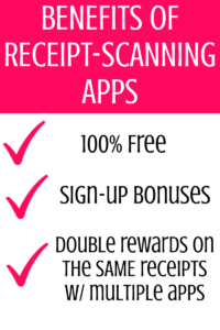 Benefits of receipt scanning apps