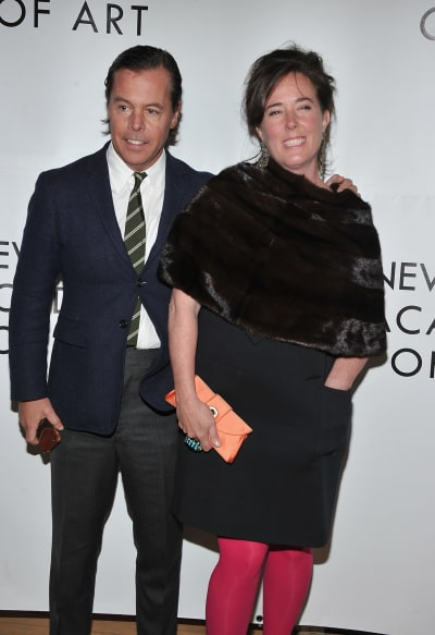 "Andy Spade is in ""Complete Shock"" over Kate Spade Suicide"
