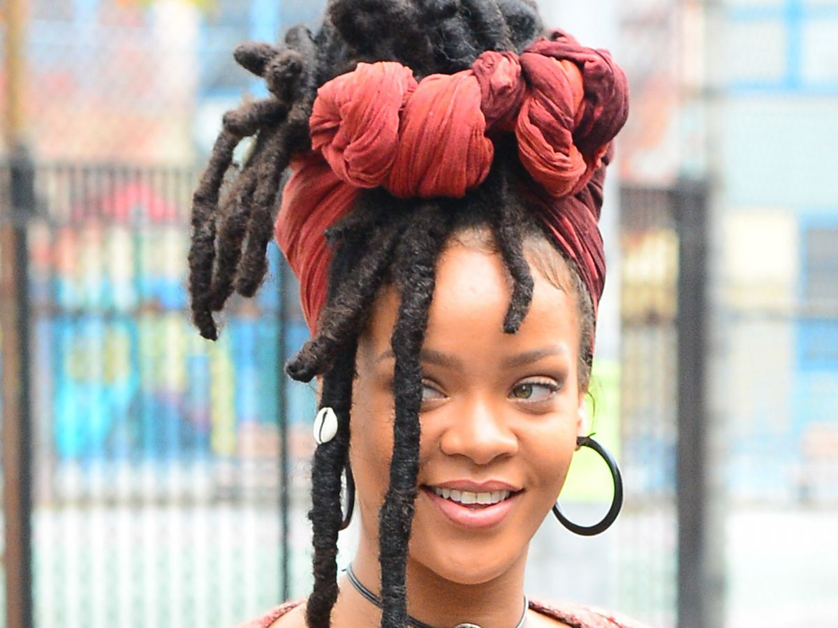 The Deeper Meaning Behind Rihanna's Locs in Ocean's 8
