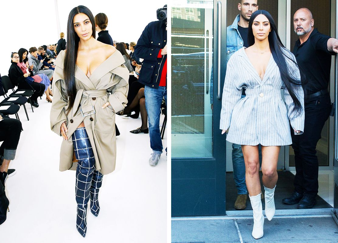 11 Outfits Invented by Kim Kardashian