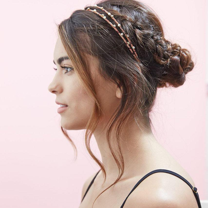 7 Gorgeous Headband Hairstyles for EVERY Occasion