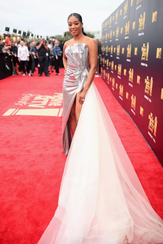 tiffany haddish MTV awards 2018