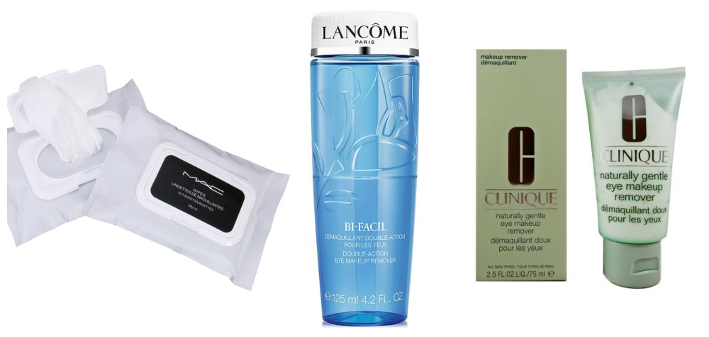 8 Best Eye Makeup Removers