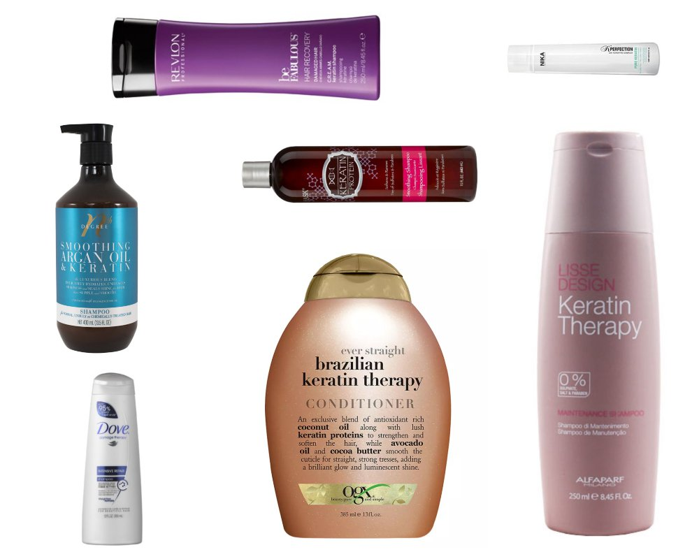 9 Best Keratin Shampoos For Healthy Hair