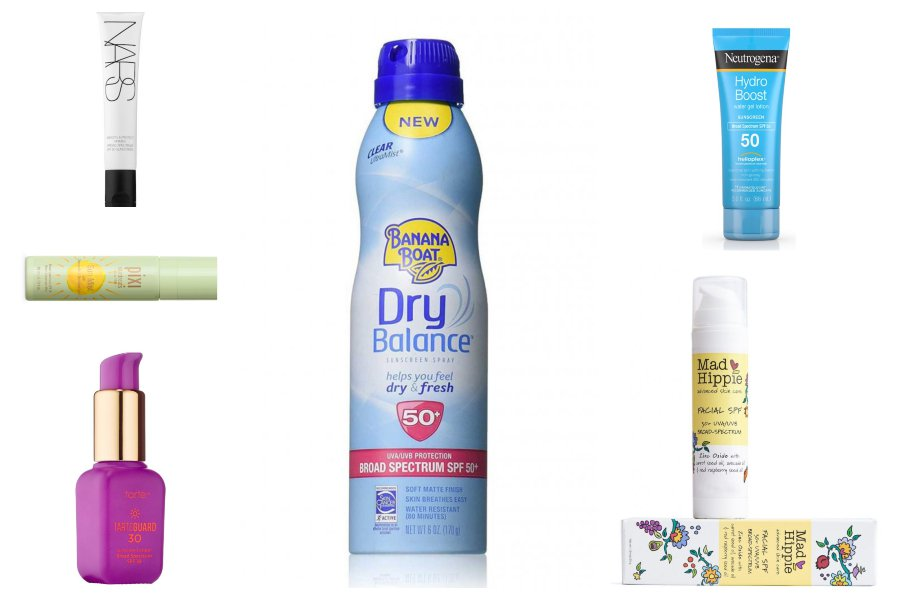 10 Best Sunscreens for Summer 2018