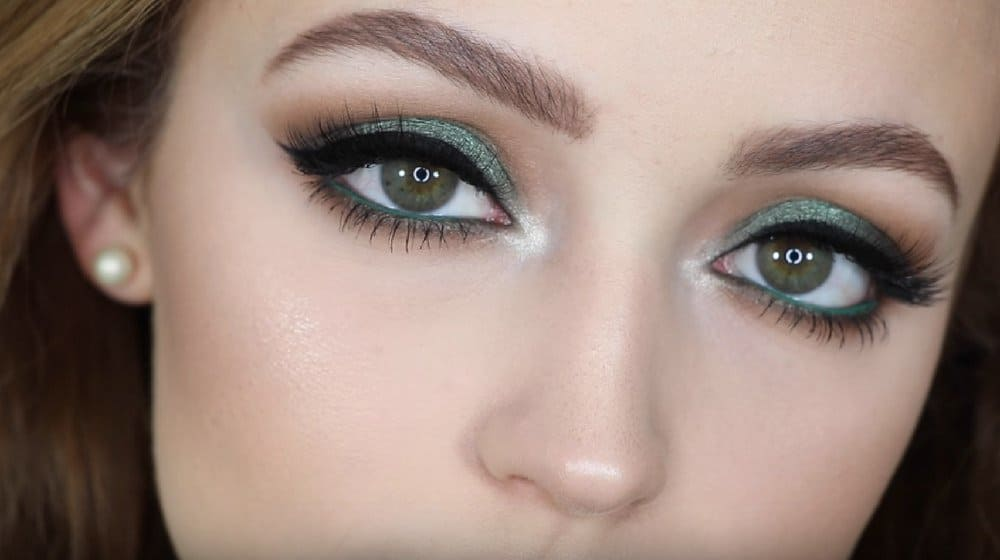 7 Easy Makeup Looks For Green Eyes Viva La Vibes