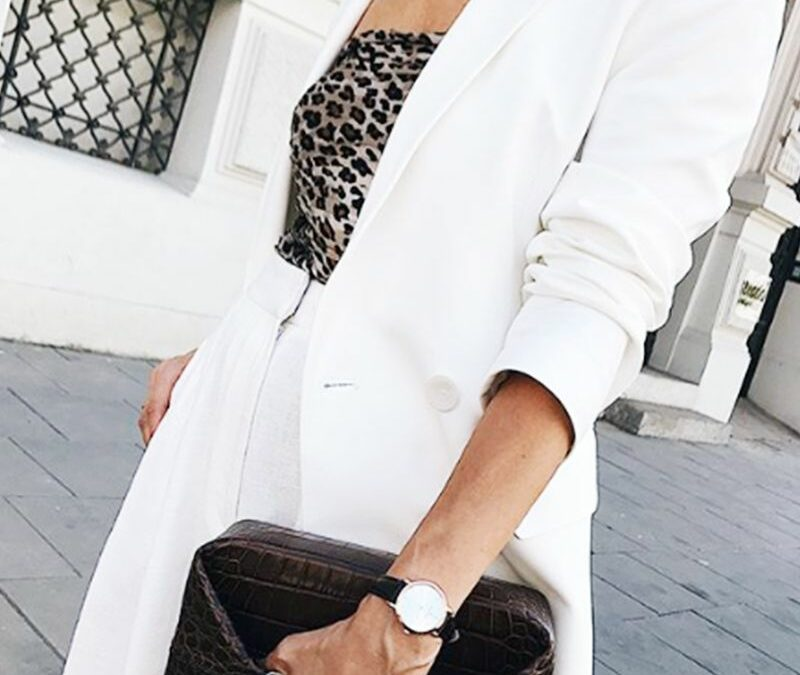 Style Advice From Instagram's Coolest 50-Something Fashion Blogger