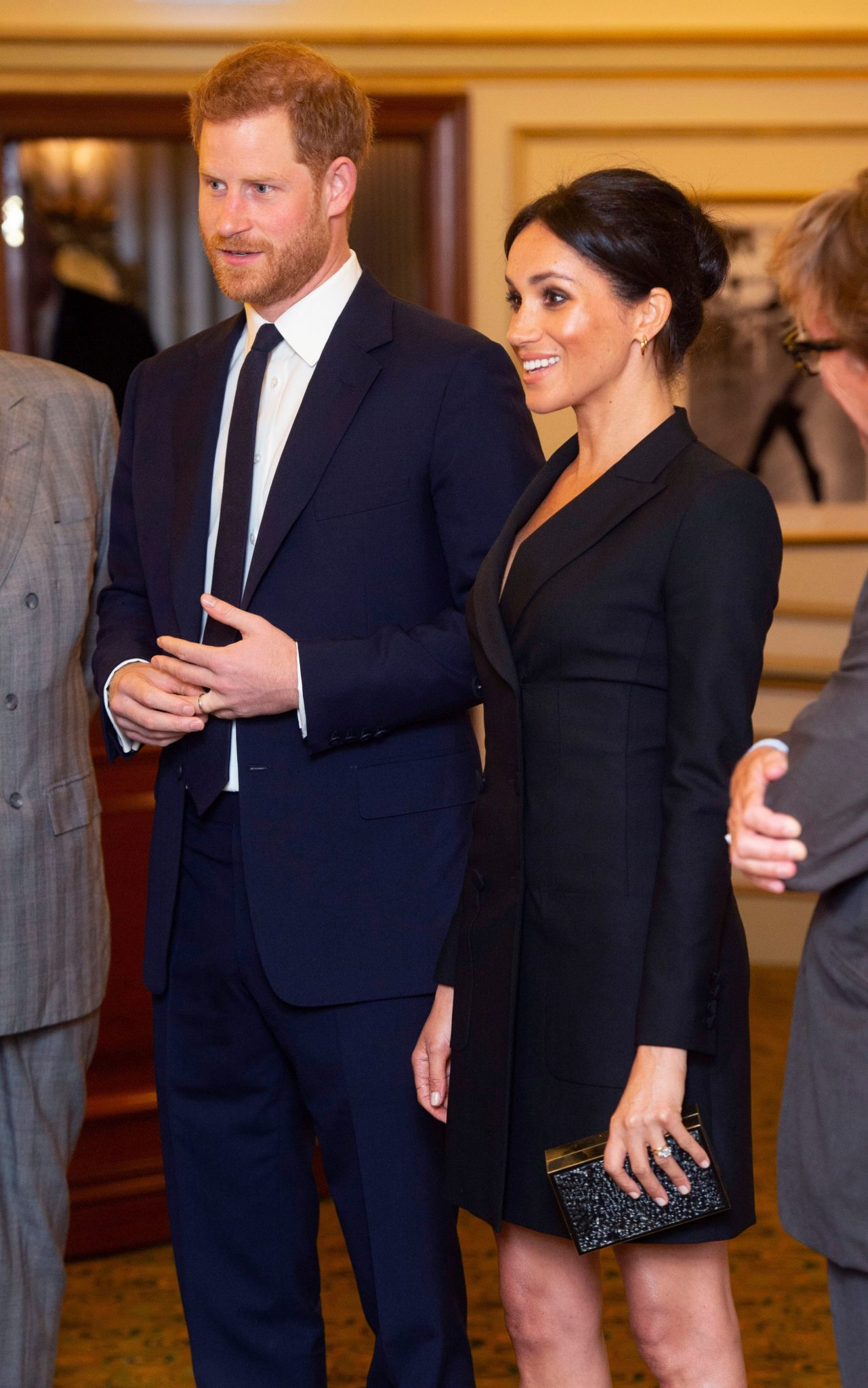Fashion Icon |  Meghan Markle's 'Suits' Style