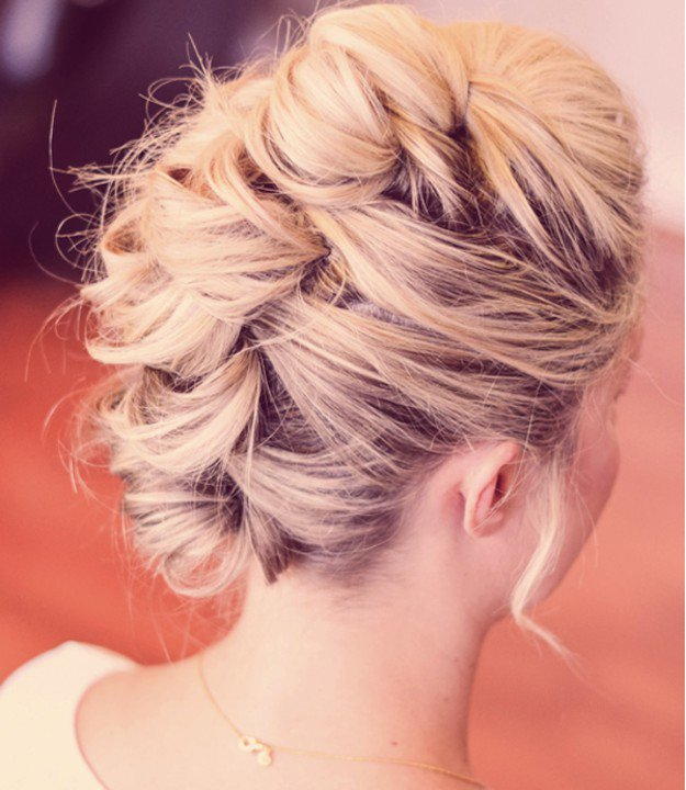 Faux Hawk | Curly Homecoming Hairstyles You Can Show Off