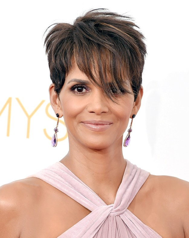 Halle Berry's Pixie | Flattering Haircuts For Older Women | Makeup Tutorials