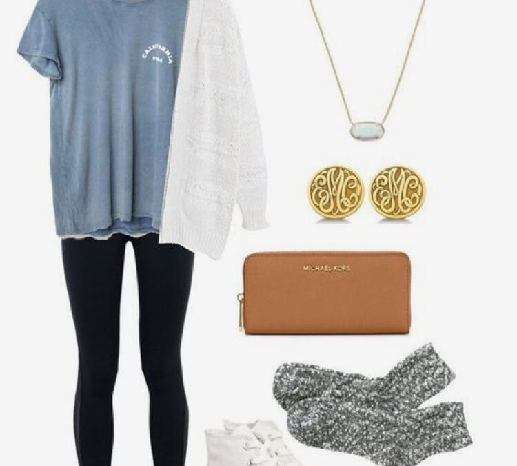 20 Cute & Casual Outfits for Class