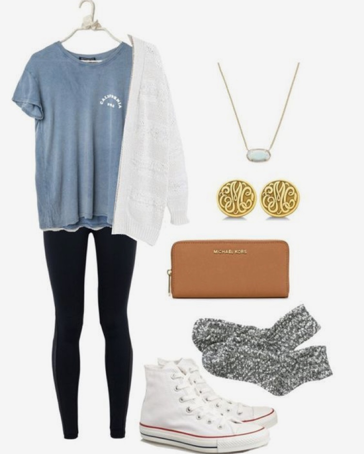 simple back to school outfits