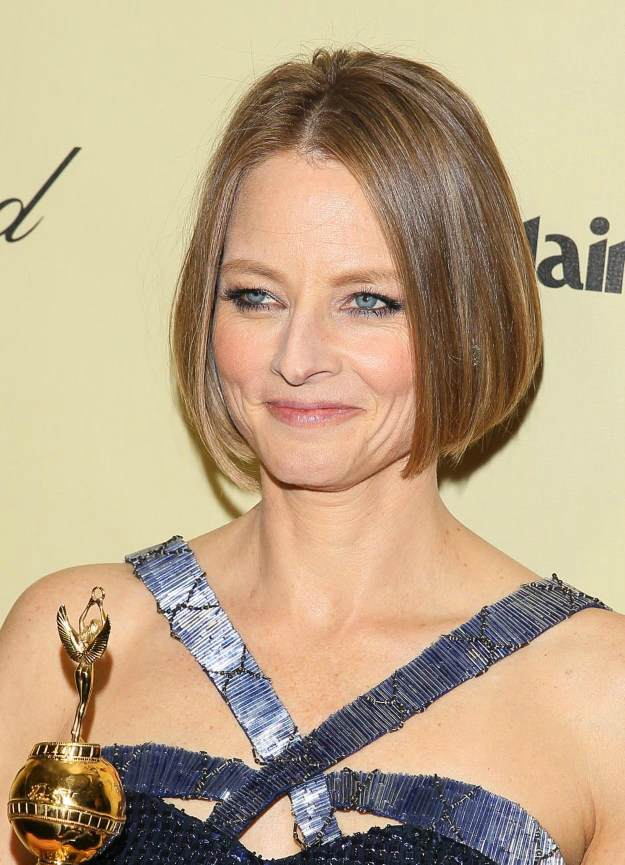Jodie Foster's Bob | Flattering Haircuts For Older Women | Makeup Tutorials