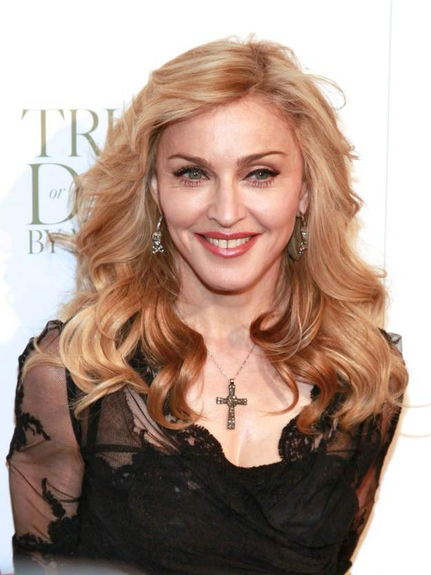 Madonna's Lush Curls | Flattering Haircuts For Older Women | Makeup Tutorials