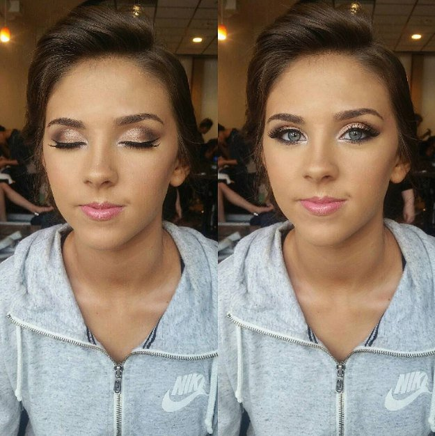 Glitter and Class | Homecoming Dance Makeup Ideas Guaranteed To Win You The Crown