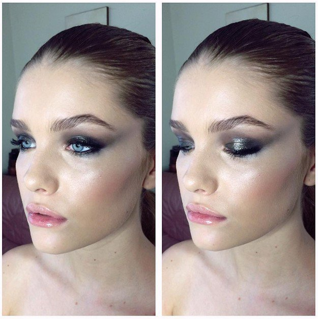 Glam Grunge | Homecoming Dance Makeup Ideas Guaranteed To Win You The Crown