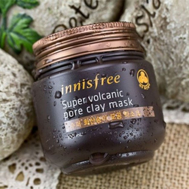 Innisfree - Super Volcanic Pore Clay Mask | Korean Skin Care Products to Add to Your Beauty Regimen