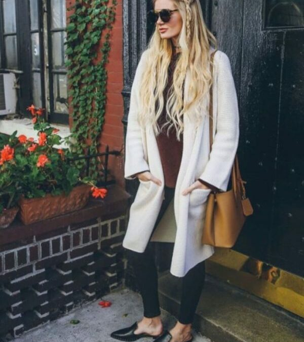 16 Ways to Wear a Long Cardigan in 2018