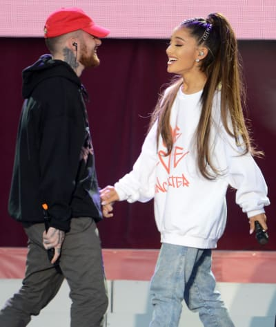 Ariana Grande Responds to Mac Miller's Death